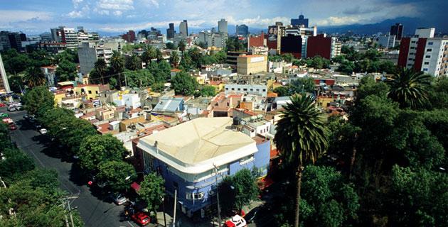 Barrio Mágico Roma Condesa, Ciudad de México