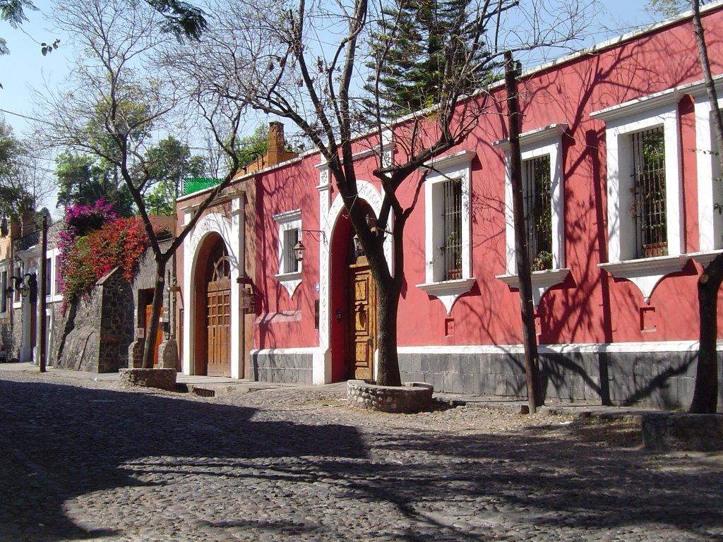 Barrio Mágico San Ángel, Ciudad de México