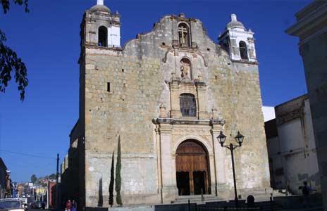 Templo de la Preciosa Sangre de Cristo, Oaxaca