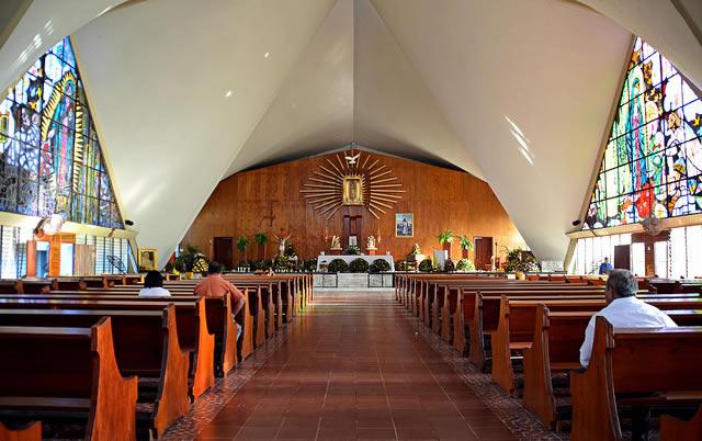 Iglesia del Santuario de Guadalupe (La Lomita), Sinaloa