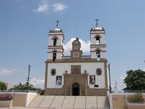 Templo de Nuestra Señora del Rosario (Guasave), Sinaloa