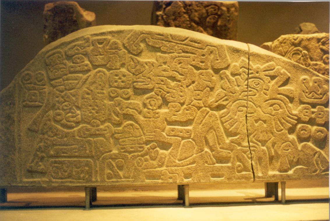 Museo de Sitio de Monte Albán, Oaxaca