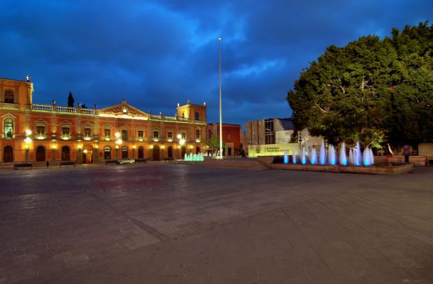 Barrios de San Luis Potosí