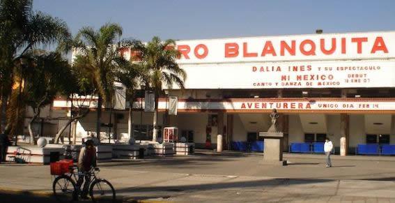 Teatro Blanquita, Ciudad de México