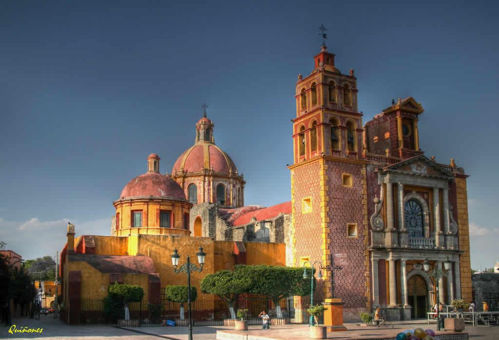 Sitios Turísticos en Querétaro