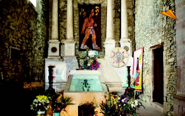 Tumba de Cuauhtémoc, Guerrero