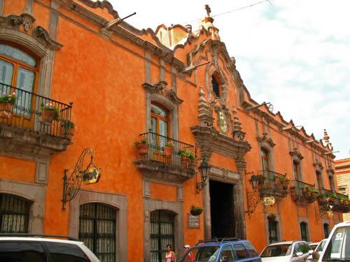Casa de la Marquesa de la Villa del Villar del Águila, Querétaro