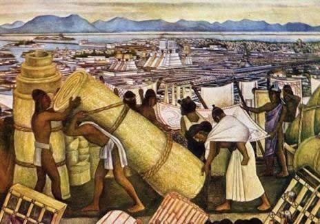 Los Alfareros de Tenochtitlán