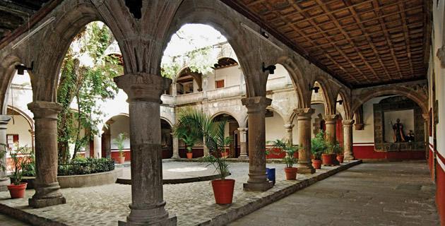 Ex Convento de Azcapotzalco