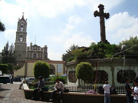 Convento de San Buenaventura, Cuautitlán
