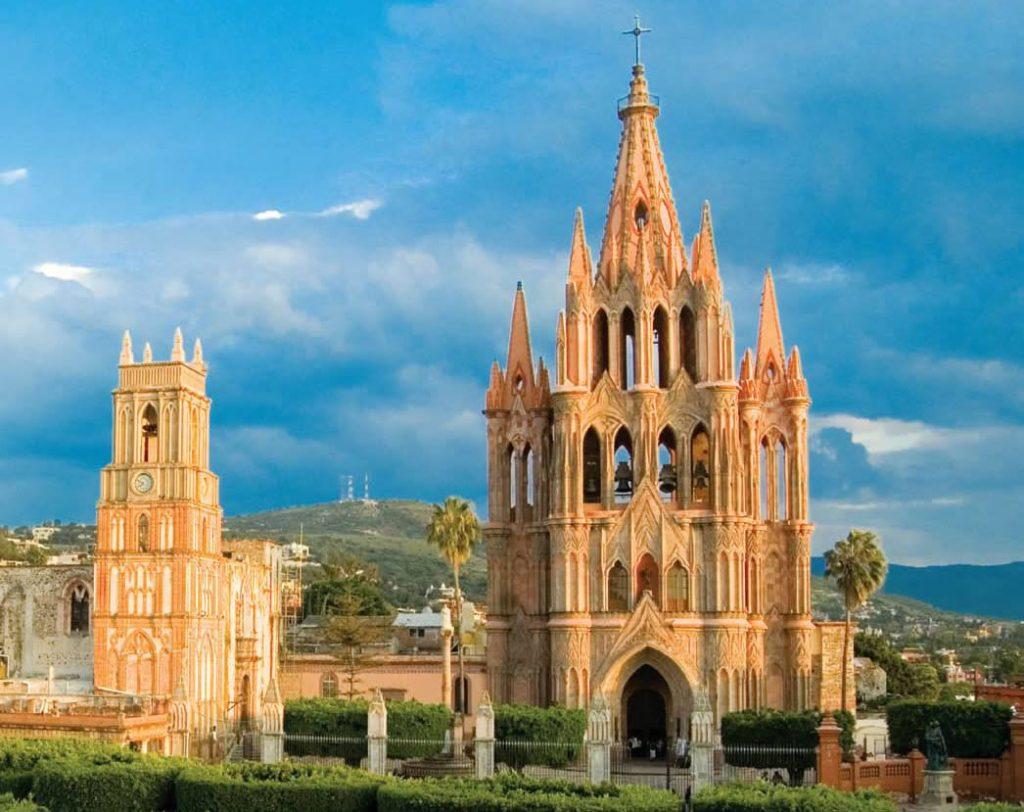 Ciudades Mexicanas Patrimonio Mundial