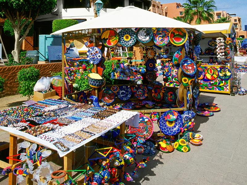 De Compras en Cabo San Lucas
