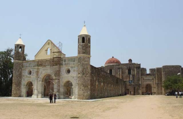 Convento de Santiago, Cuilapan de Guerrero