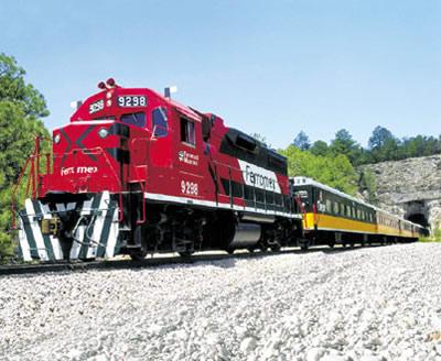 Ferrocarril Chihuahua al Pacífico