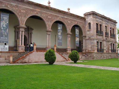 Ex Convento de Guadalupe, Zacatecas