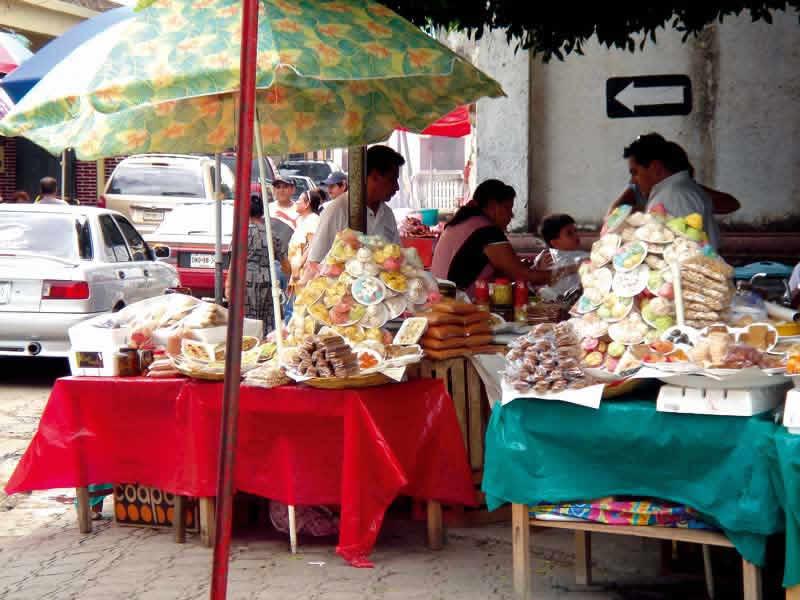 Mercado en Chiapa de Corzo