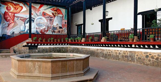 Casa de los Once Patios, Pátzcuaro