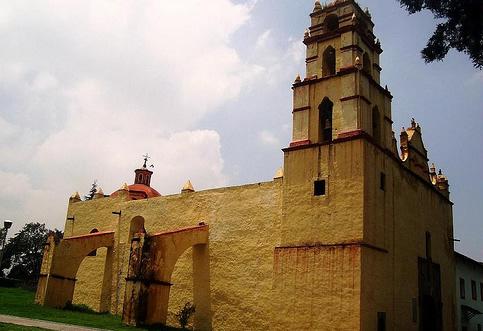 Ex Convento de Ozumba