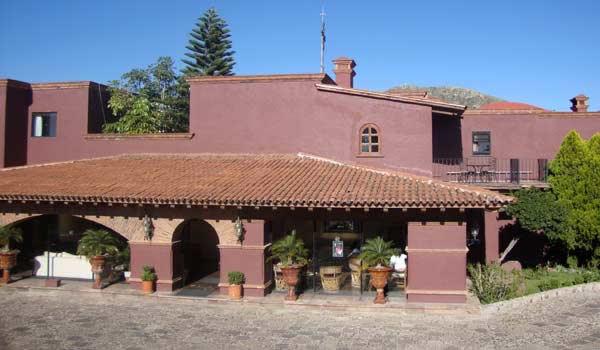 Pueblo Mágico Mineral de Pozos, Guanajuato