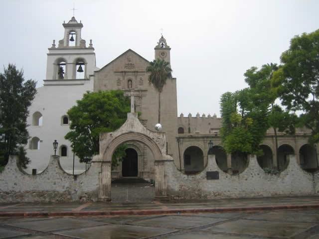 Pueblo Mágico Cuitzeo, Michoacán