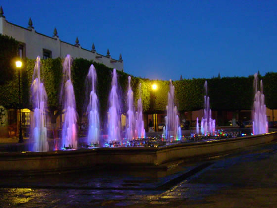 Querétaro, Patrimonio Mundial