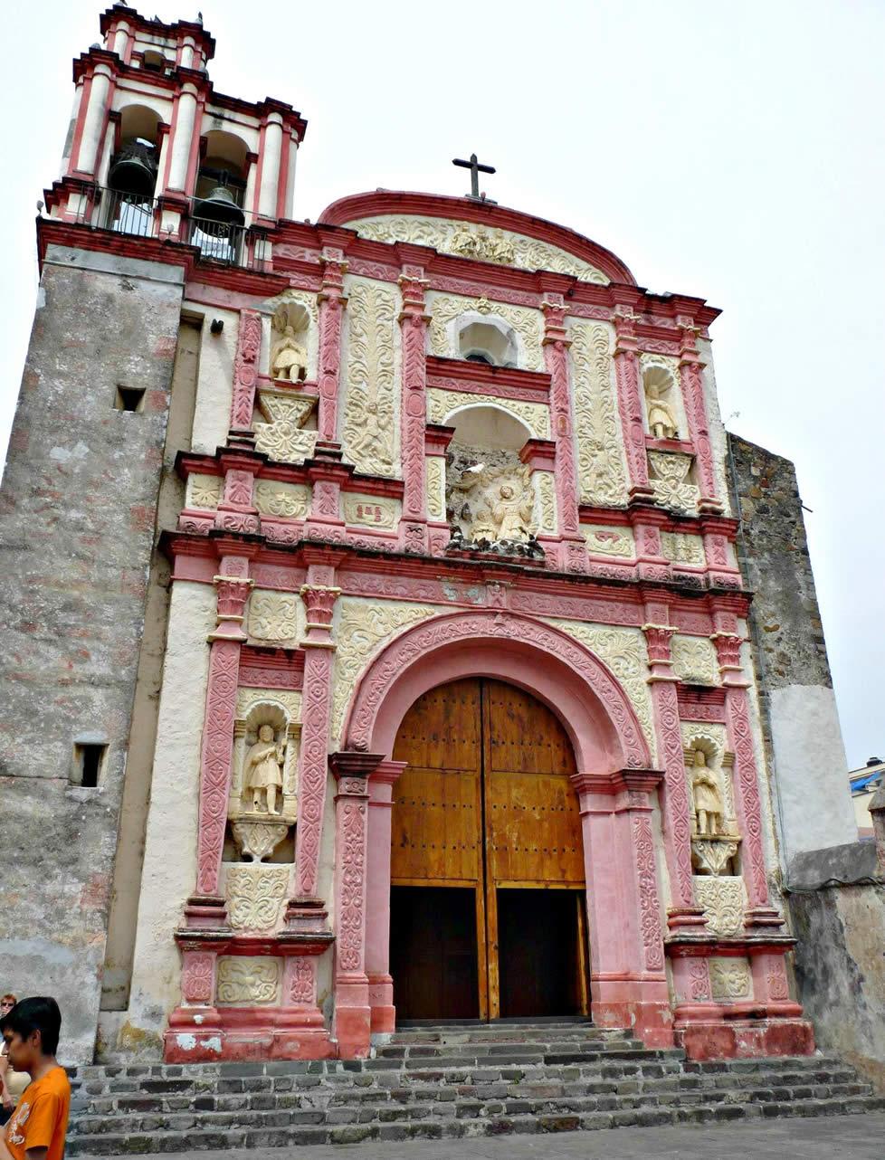 Convento de San Francisco, Cuernavaca