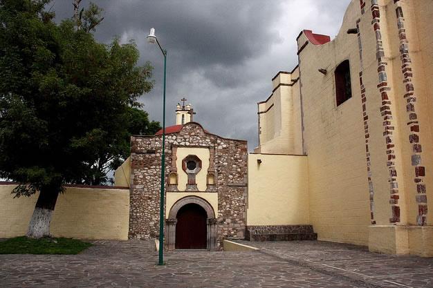 Convento de San Francisco de Asís, Tepeji del Río