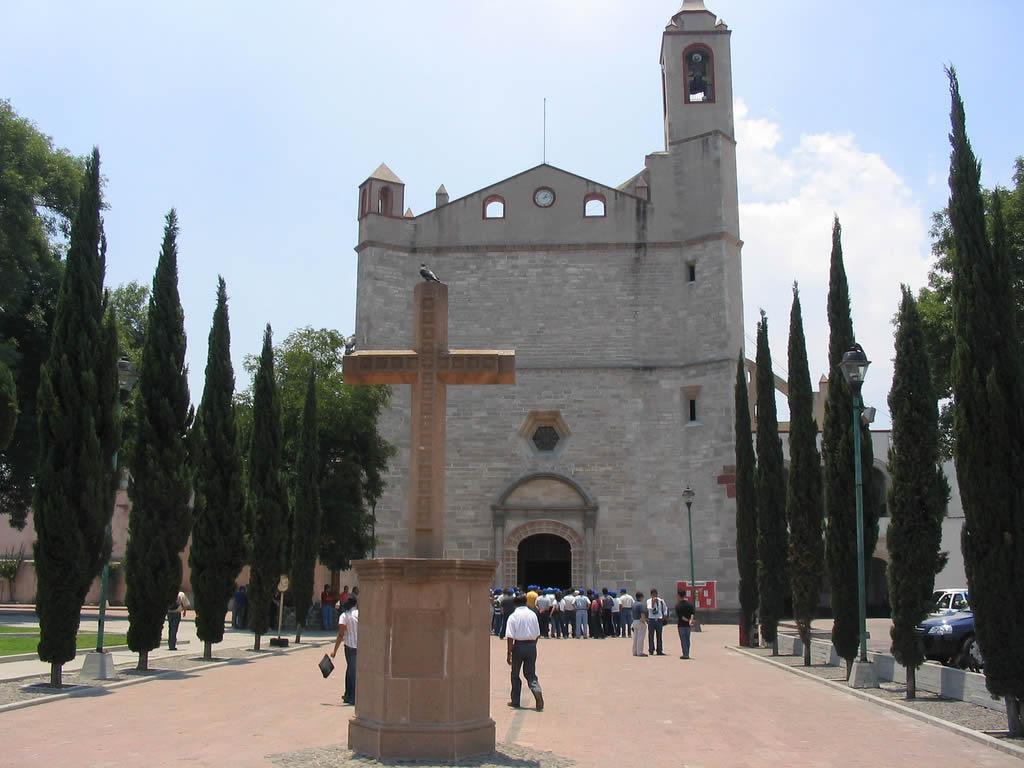 Convento de San José, Tula de Allende