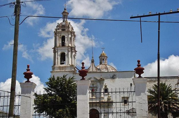 Ex Convento de Singuilucan, Hidalgo