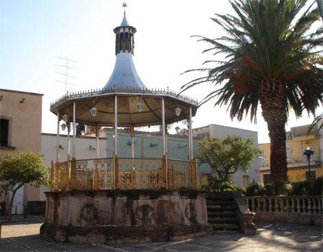 Pueblo Mágico Teúl de González Ortega, Zacatecas