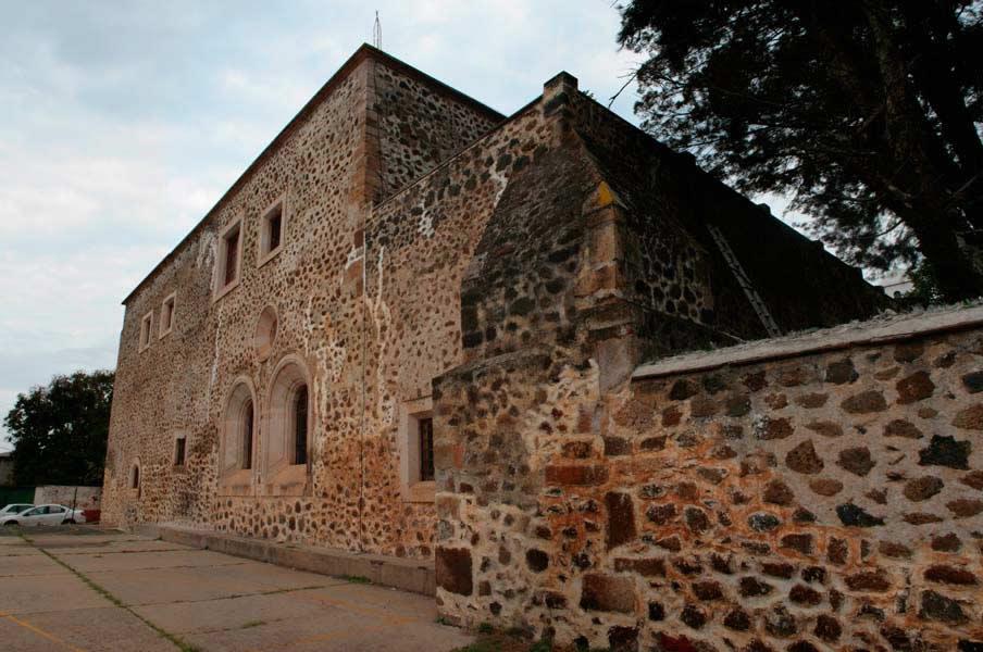 Ex Convento de Tiripetío, Michoacán