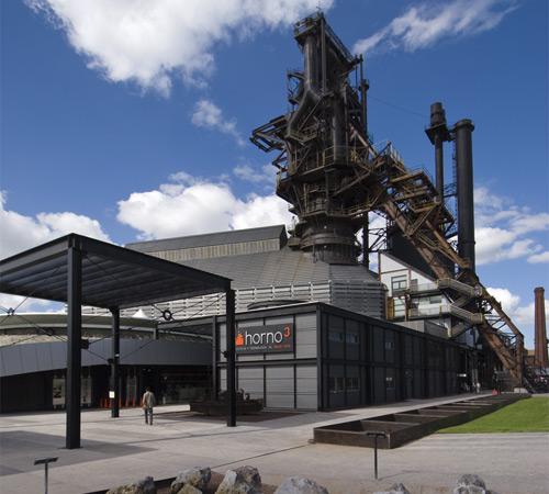 Museo del Acero Horno 3, Nuevo León