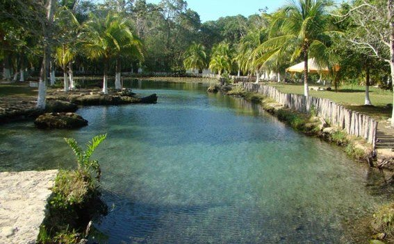 Balnearios en Campeche