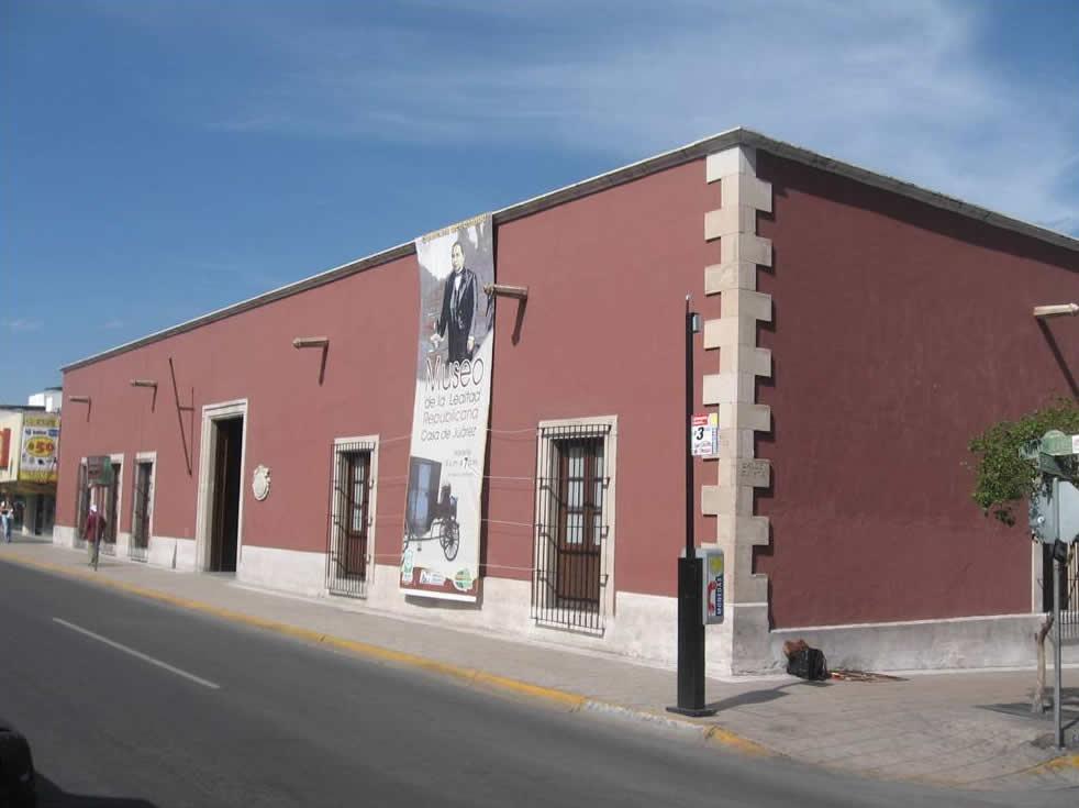 Museo de la Lealtad Republicana (Casa Juárez), Chihuahua
