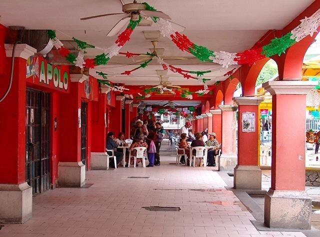 Mercado Juárez, Chihuahua