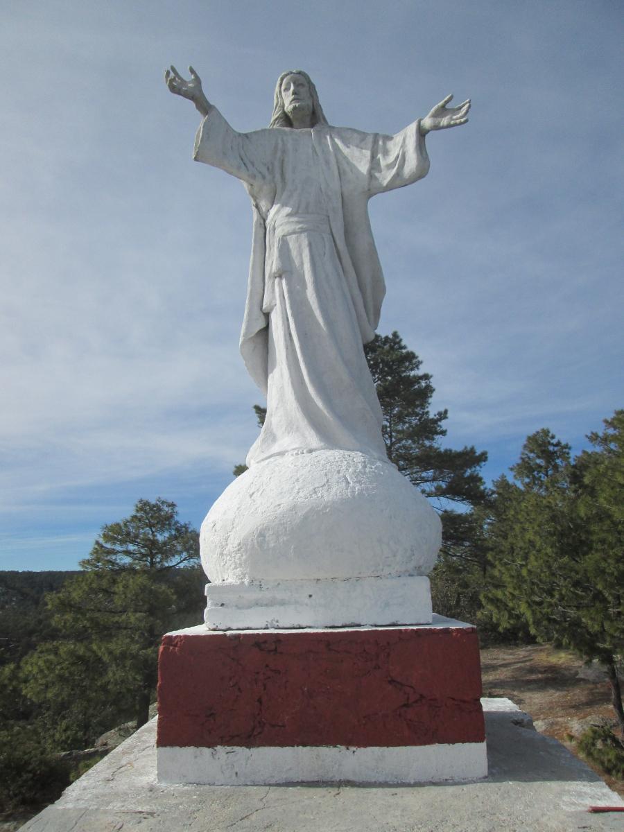 Mirador Cristo Rey, Chihuahua