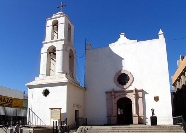 Misión de Guadalupe, Chihuahua