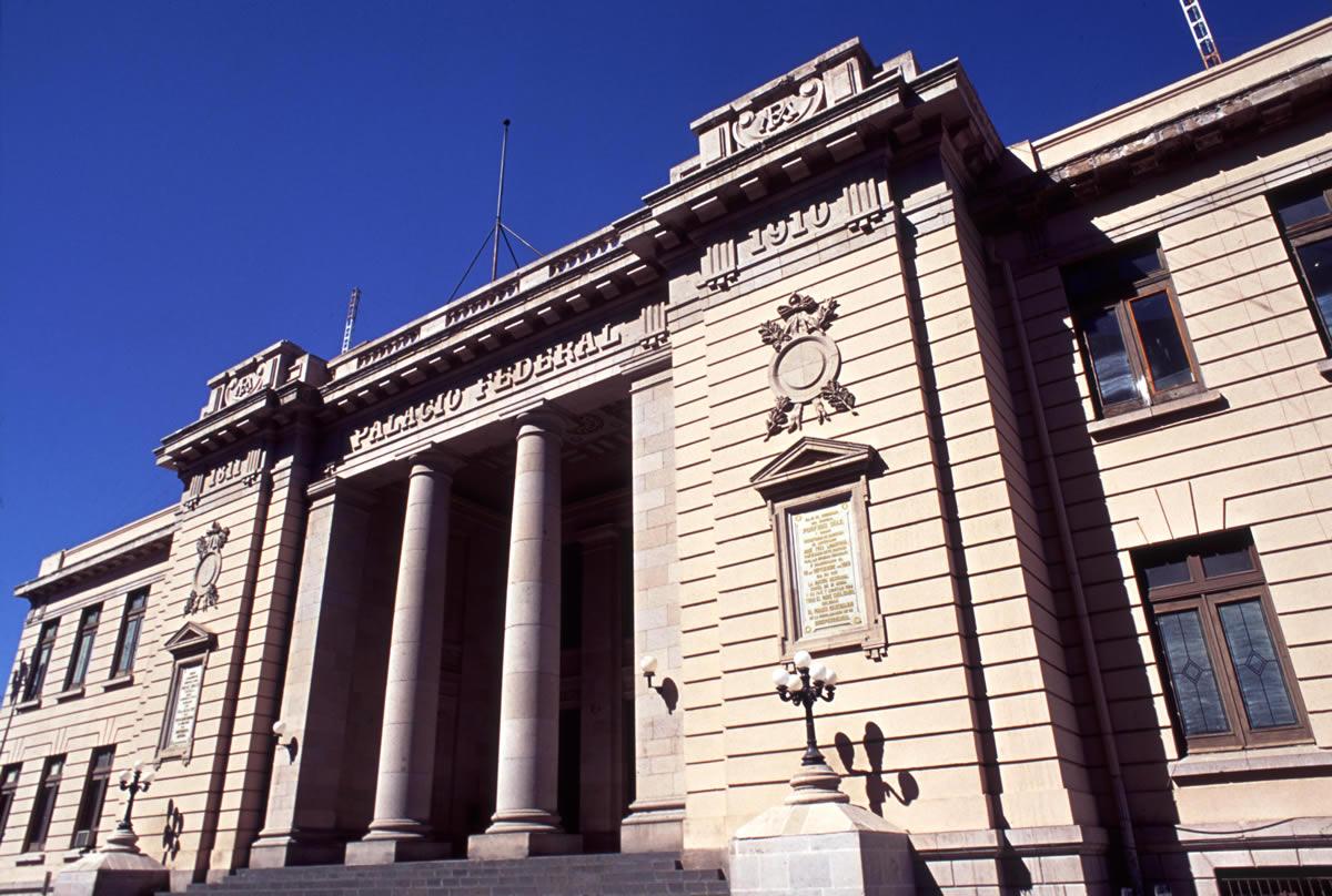 Palacio Federal, Chihuahua