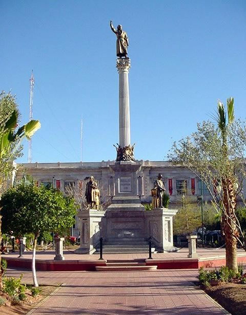 Plaza Hidalgo, Chihuahua