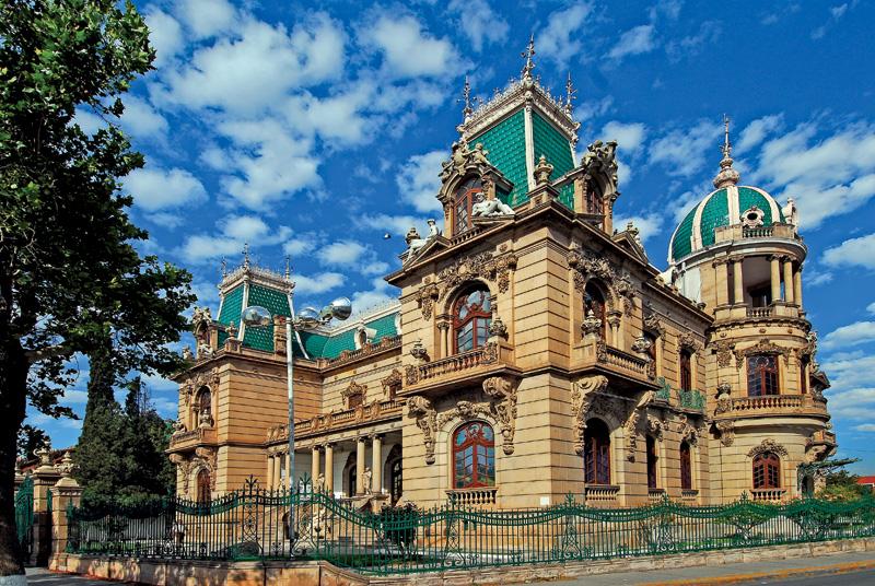 Quinta Gameros, Chihuahua
