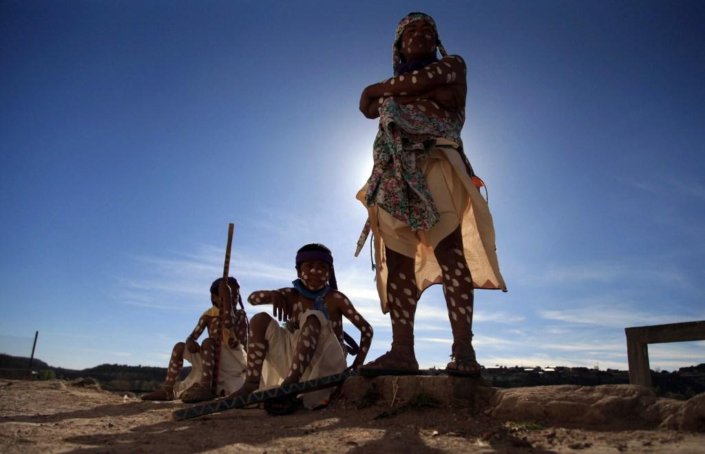 tarahumaras o rarámuris