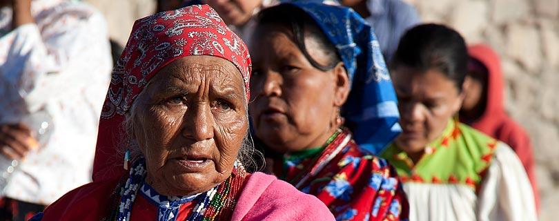 Los Tarahumaras en Chihuahua