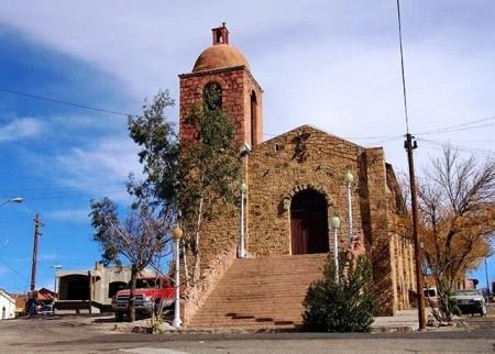 Iglesia de la Virgen de Fátima, Chihuahua