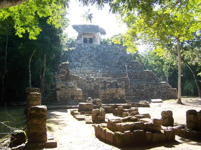 Zona Arqueológica de Cobá, Quintana Roo
