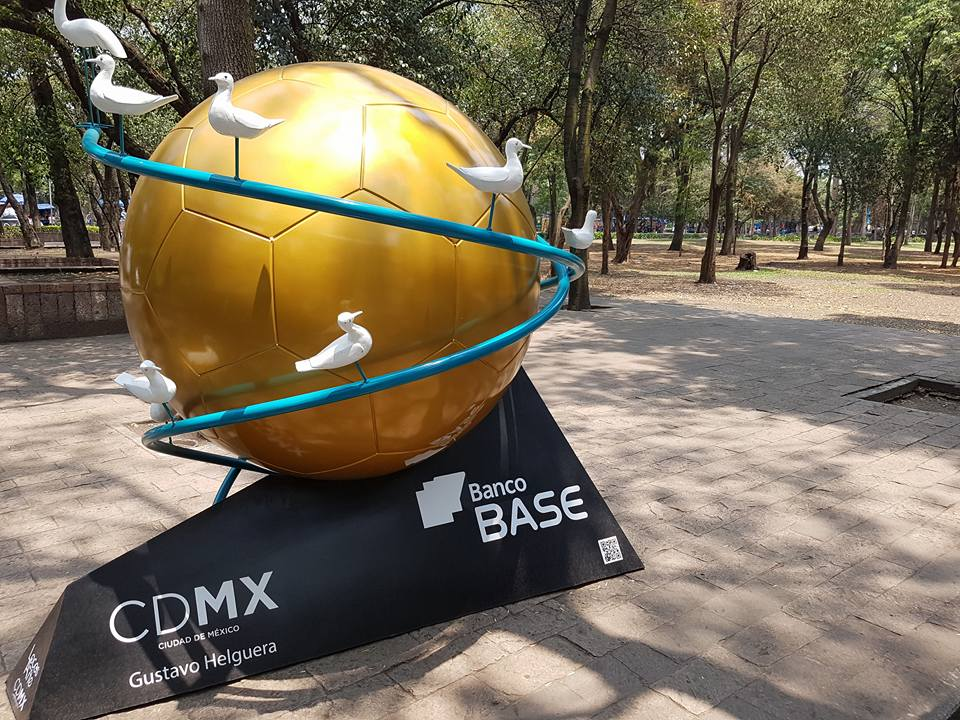 Balón CDMX