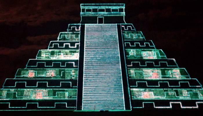 Noches de Kukulkán en Chichén Itzá