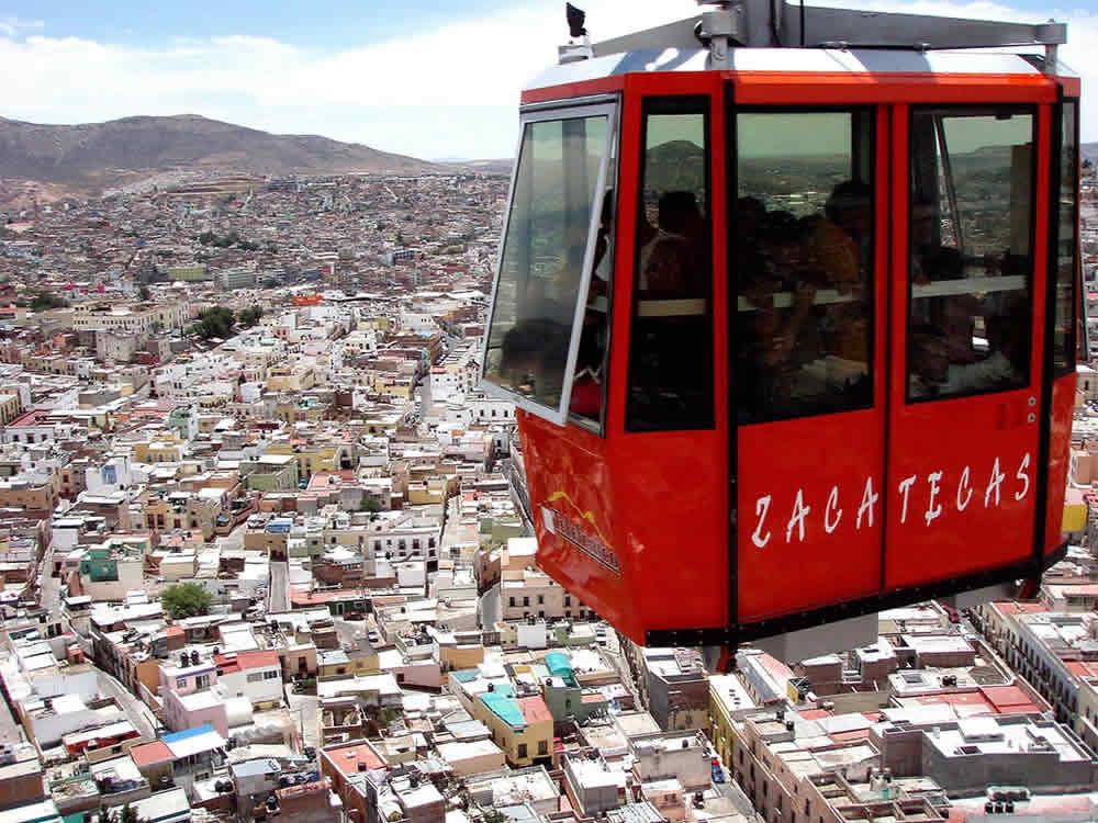 Lugares Imperdibles en la Ciudad de Zacatecas