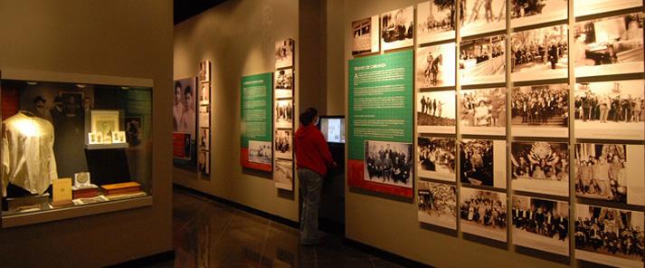 Museo de los Presidentes Coahuilenses en Saltillo