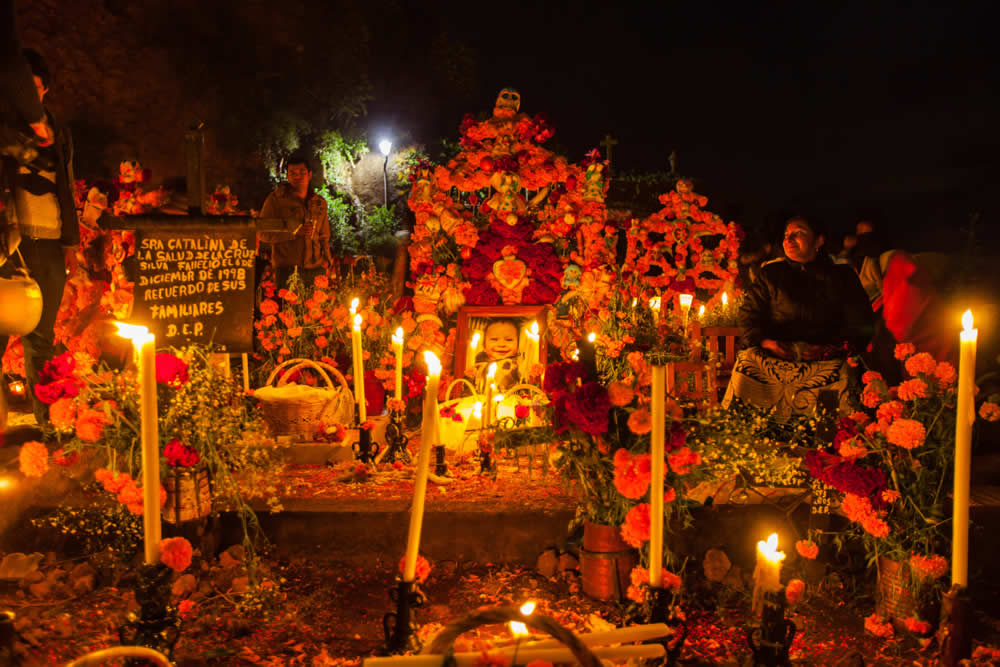 Día de Muertos, la gran Celebración en Michoacán