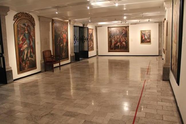 Museo de la Basílica de Guadalupe, Ciudad de México